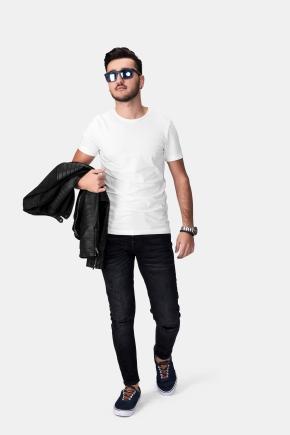 Men's Premium T-Shirt - White