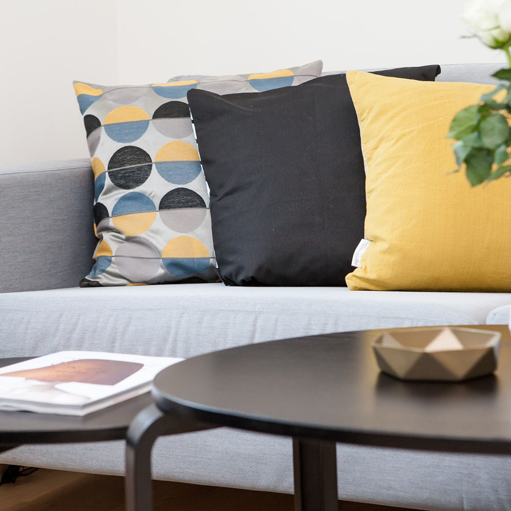 Sofa With Faux